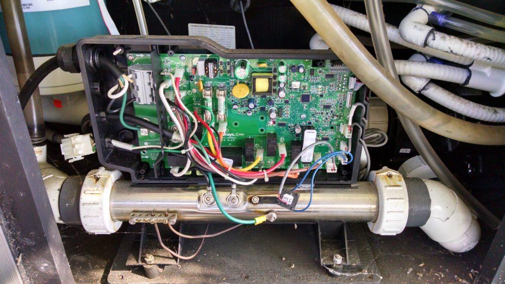Spa Equipment repair