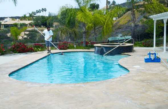 Pool Cleaning San Diego