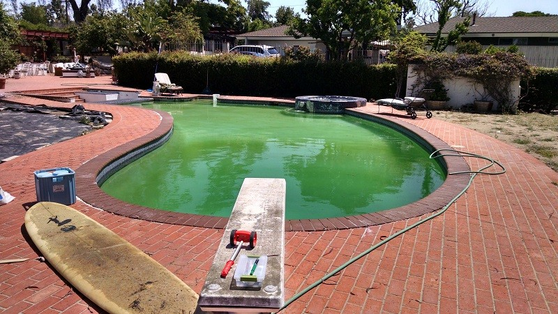 Speciality Pool Cleaning Service